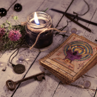 Tarotと星の自由空間