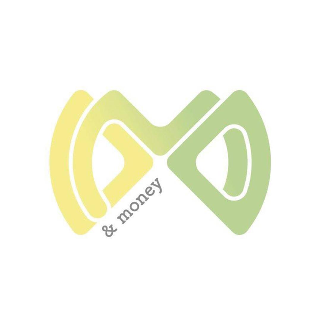 & moneyロゴ